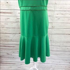Eloquii Dresses - NWT eloquii green dress